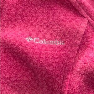 Colombia Fleece Jacket, Medium